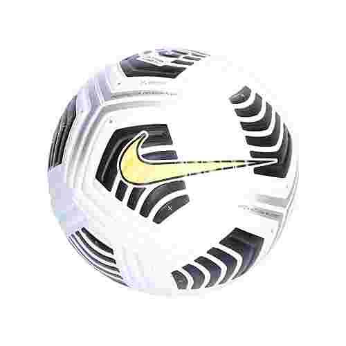 Nike Fußball weissschwarz