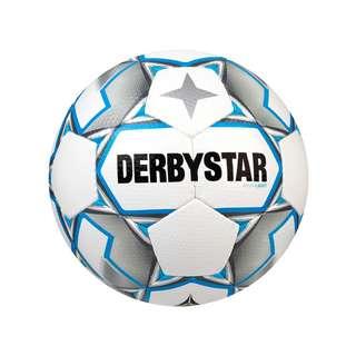 Derbystar Apus Light v20 350 Gramm Lightball Fußball weissgraublau