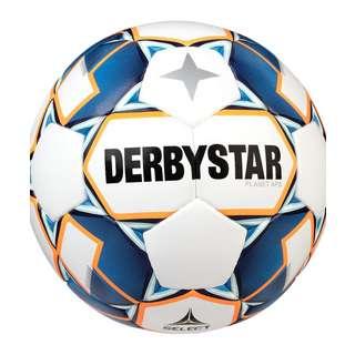 Derbystar Fußball weissblauorange