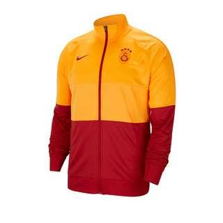 Nike Trainingsjacke Herren orangerot