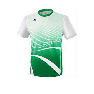 Erima T-Shirt Running Laufshirt Herren gruenweiss