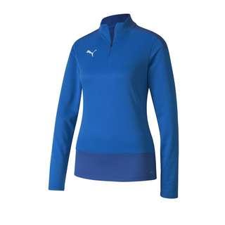 PUMA Funktionssweatshirt Damen blau