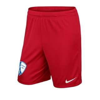 Nike Fußballshorts Kinder rot