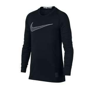 Nike Funktionsshirt Kinder schwarzweiss