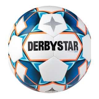 Derbystar Stratos Lightball v20 350 Gramm Fußball weissblauorange