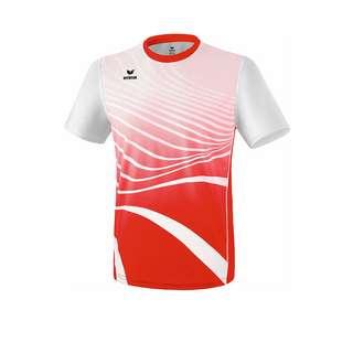 Erima T-Shirt Running Laufshirt Herren rotweiss