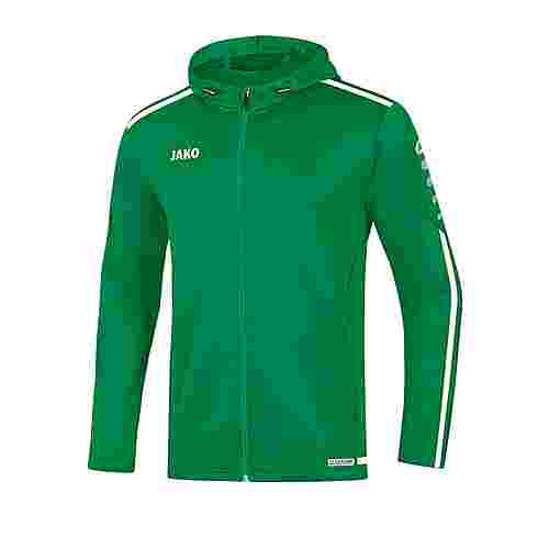 JAKO Trainingsjacke Damen GruenWeiss