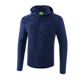 Erima Steppjacke Trainingsjacke Herren Blau