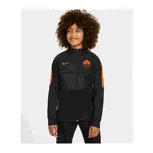 Nike Trainingsjacke Kinder schwarz