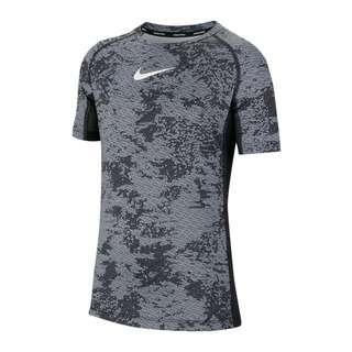 Nike Funktionsshirt Kinder grau