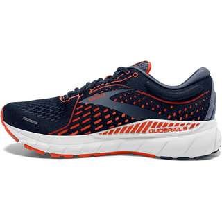Brooks Adrenaline GTS 21 Laufschuhe Herren navy-red clay-gray