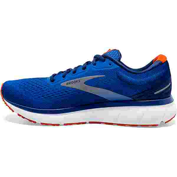 Brooks Trace Laufschuhe Herren blue-navy-orange