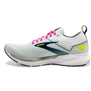 Brooks Ricochet 3 Laufschuhe Damen ice flow-pink-pond