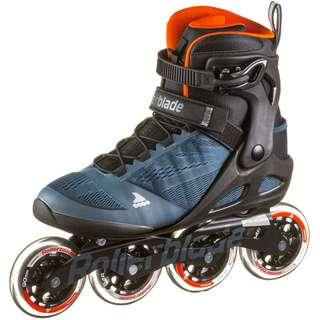ROLLERBLADE MACROBLADE 90 Inline-Skates Herren orion bleu-spicy orange
