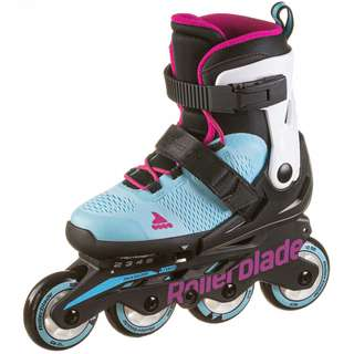 ROLLERBLADE MAXX G Inline-Skates Kinder light blue-mauve