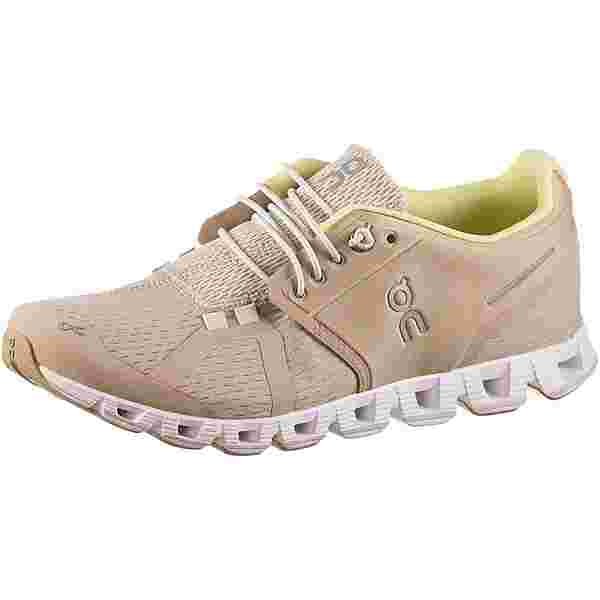 ON Cloud Laufschuhe Damen sand-pearl