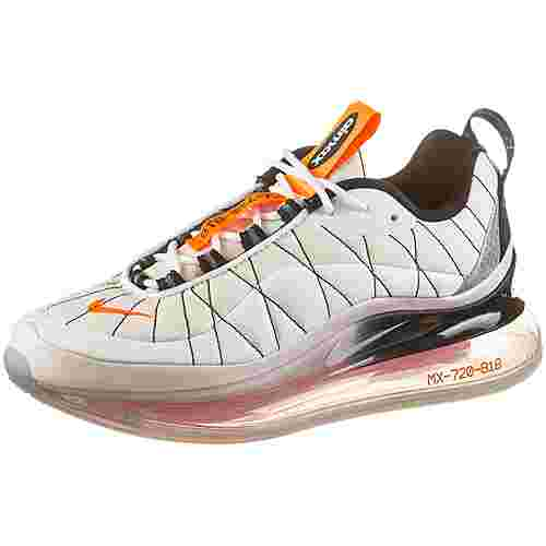 Nike Air Max 720-818 Sneaker Damen sail-white-black-metallic silver