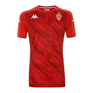 KAPPA AS Monaco Aboupres Trainingsshirt  A09 Fanshirt Herren rotweiss