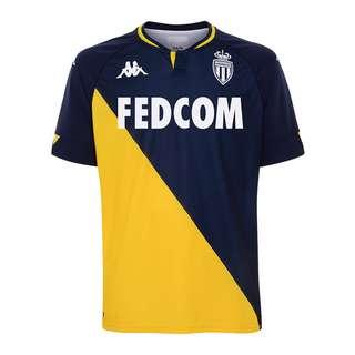 KAPPA AS Monaco Trikot Home 2020/2021 Fußballtrikot Herren blaugelb