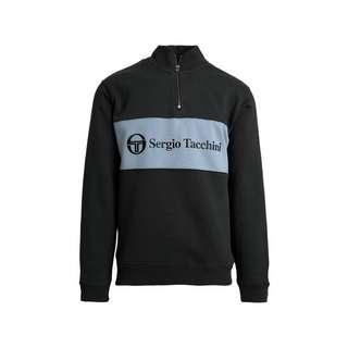 SERGIO TACCHINI TEMPLE Sweatshirt Herren black