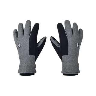 Under Armour Storm Handschuhe Laufhandschuhe grau