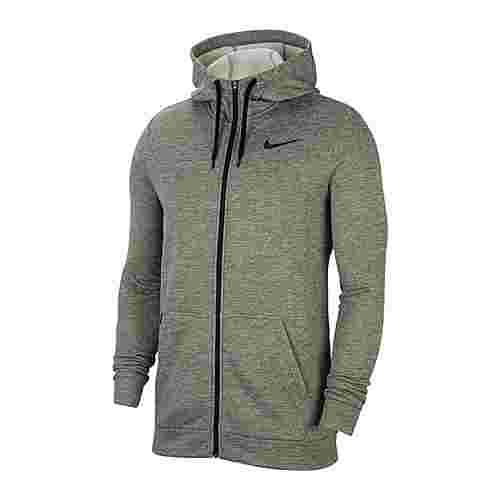 Nike Trainingsjacke Herren grauschwarz
