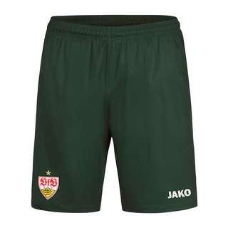 JAKO VfB Stuttgart Short 3rd 2020/2021 Kids Fußballshorts gruen