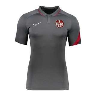 Nike 1. FC Kaiserslautern Poloshirt Kids Poloshirt Kinder grau
