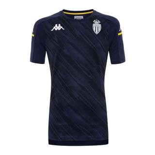 KAPPA AS Monaco Aboupres Trainingsshirt  A09 Fanshirt Herren blaugelb