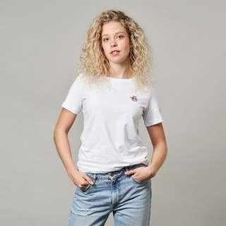 BIDI BADU Chief Apache Damen T-Shirt Tennisshirt Damen weiß
