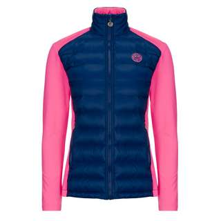 BIDI BADU Suza Tech Down Jacket Funktionsjacke Kinder dunkelblau/pink