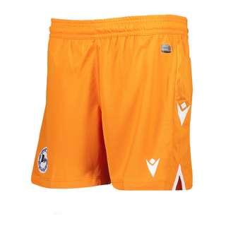 macron Arminia Bielefeld Short 3rd 2020/2021 Fußballshorts orange