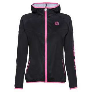 BIDI BADU Grace Tech Jacket Funktionsjacke Kinder schwarz/pink