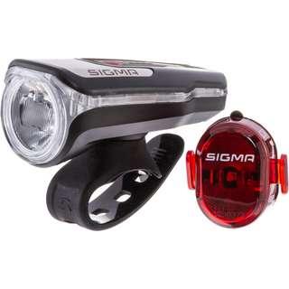 SIGMA AURA 80 USB  NUGGET II RL K-SET Fahrradbeleuchtung black