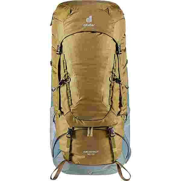 Deuter Aircontact 55 + 10 Trekkingrucksack clay-teal