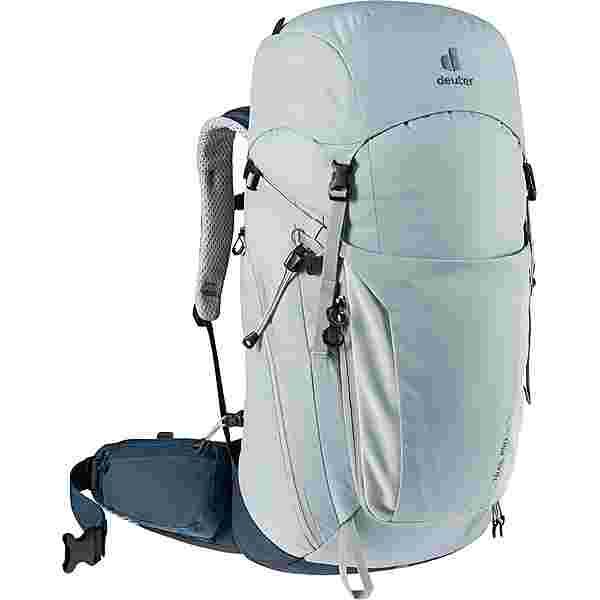 Deuter Trail Pro 34 SL Wanderrucksack Damen tin-marine