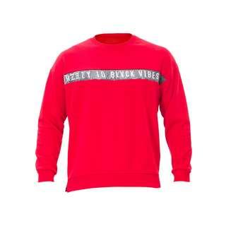 Tom Barron MAN SWEATSHIRT Sweatshirt Herren red