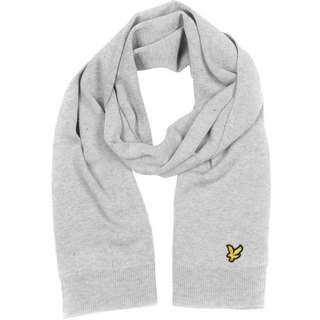 Lyle & Scott Sportswear Schal Herren grau/meliert