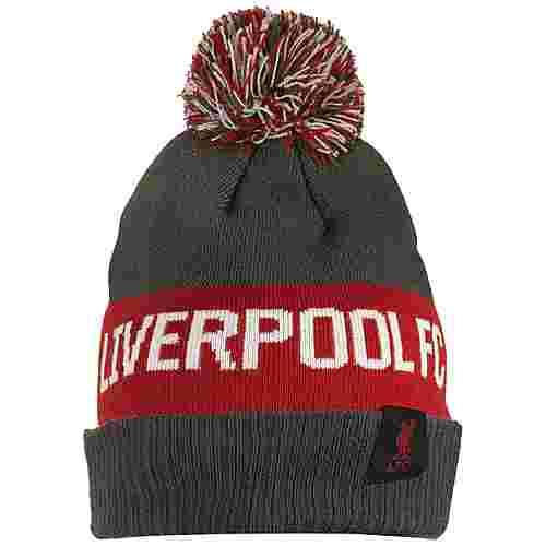 Nike FC Liverpool Pom Beanie Herren anthrazit / rot
