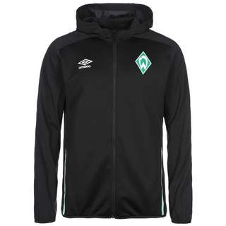 UMBRO SV Werder Bremen Sweatjacke Herren dunkelgrün / grün
