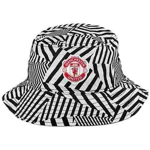 adidas Manchester United Cap Herren weiß / schwarz
