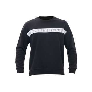 Tom Barron MAN SWEATSHIRT Sweatshirt Herren black