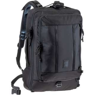 Topo Designs Travel Bag 30L Reiserucksack ballistic black