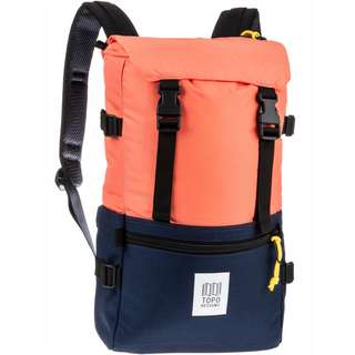 Topo Designs Rucksack Rover Pack Daypack coral/navy