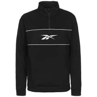 Reebok Workout Ready Sweatshirt Herren schwarz / weiß