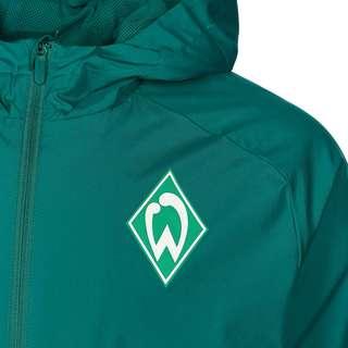 UMBRO SV Werder Bremen Trainingsjacke Herren schwarz / grün