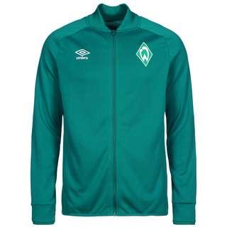 UMBRO SV Werder Bremen Sweatjacke Herren dunkelgrün