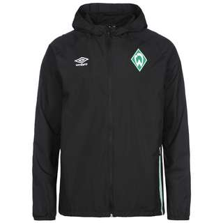 UMBRO SV Werder Bremen Trainingsjacke Herren dunkelgrün / hellgrün
