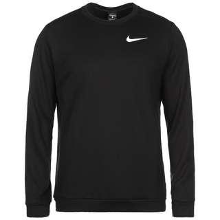 Nike Dry Fleece Sweatshirt Herren schwarz
