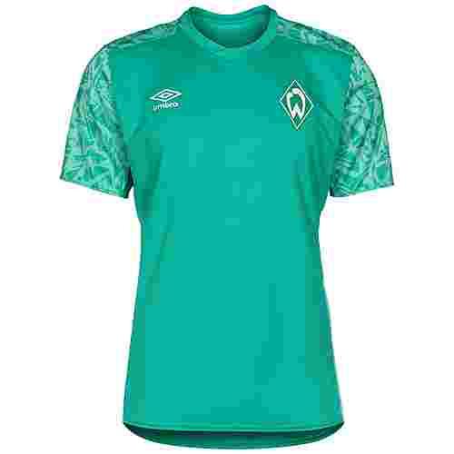 UMBRO SV Werder Bremen Fanshirt Herren grün / hellgrün